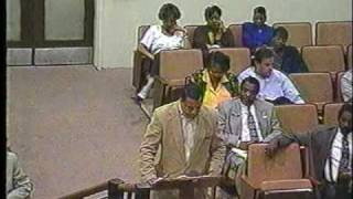 NAACP LAWTON, OKLAHOMA CITY HALL  RACIAL ISSUES PT01