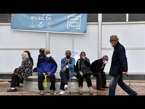 تونس تبدأ حجرا صحيا لأسبوع يشمل فترة عيد الفطر لمواجهة تفشي فيروس كورونا وسط تذمر بين المواطنين  - نشر قبل 4 ساعة
