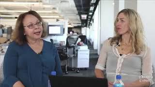 Columnist Heidi Stevens in conversation with Cheryl Judice