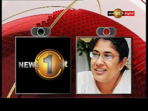 News 1st: Prime Time Tamil News - 8 PM | (23-04-2018)