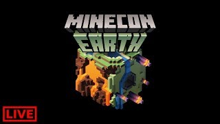 🔴 MINECON 2017 - LIVE ! New Updates! New Mobs ! New Features ! Minecraft Mob Vote ! [ FULL SHOW ]