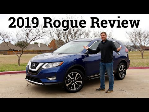 Is the 2019 Nissan Rogue Still Worth a Look With Upgraded CX-5, Forester, and RAV4?