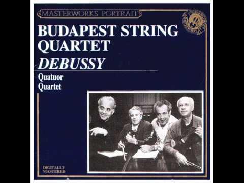 Claude Debussy-String Quartet in g minor (Complete)