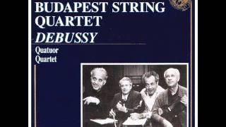 Claude Debussy-String Quartet in g minor (Complete)