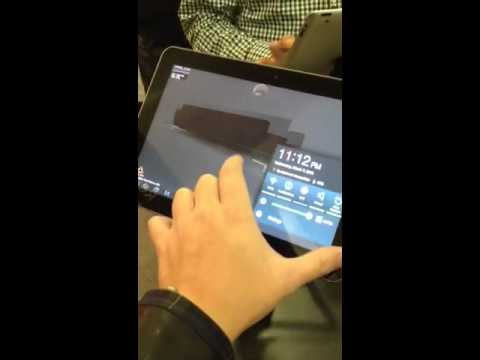 Flash 3D on android tablet