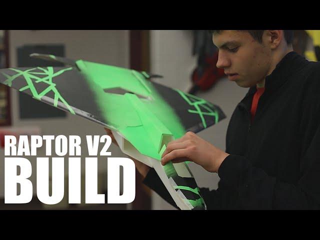 MESArc - Raptor V2 Build