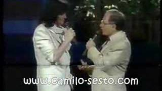Camilo Sesto entrevista en siempre en domingo 1986