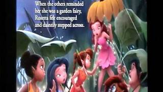 Tinkerbell and the Great Fairy Rescue iPad App Review thumbnail