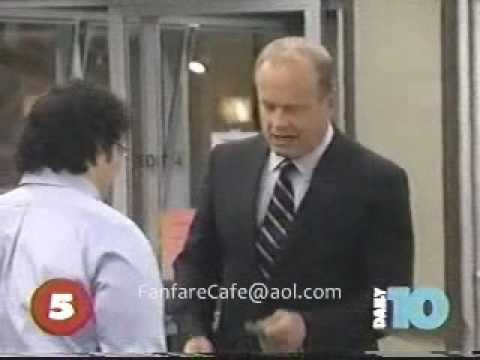 Kelsey Grammer and Patricia Heaton - Daily 10 (2007 or 2008)