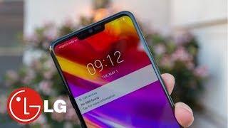 Top 5 BEST LG Smartphones 2018