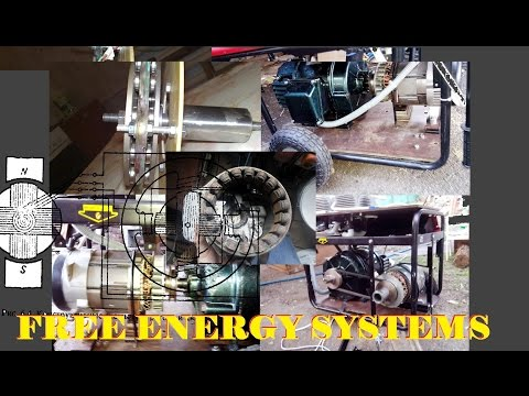 Free Energy - RotoVerter - Removing the Energy