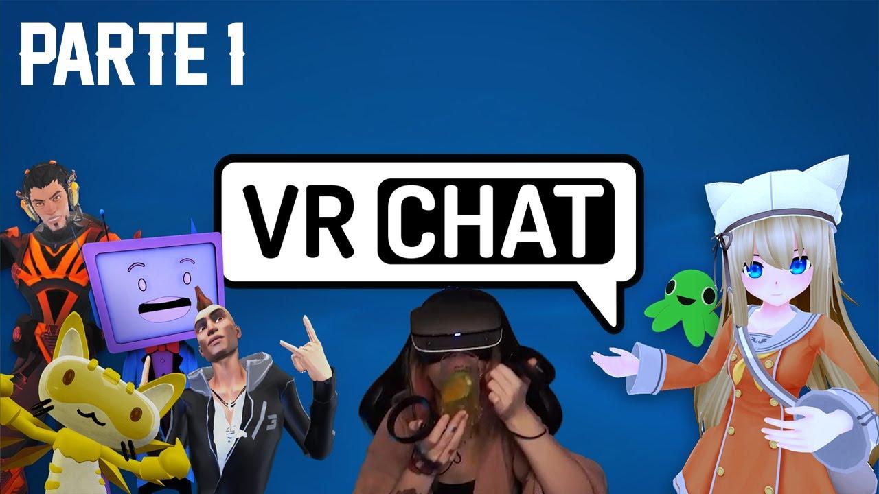 WEB ROLÊ COM AMIGOS ~ VR Chat com Goulart, Ljoga, Mount
