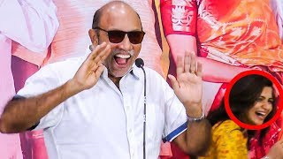 Sathyaraj Imitates Karthi's Dialogues | Kadaikutty Singam