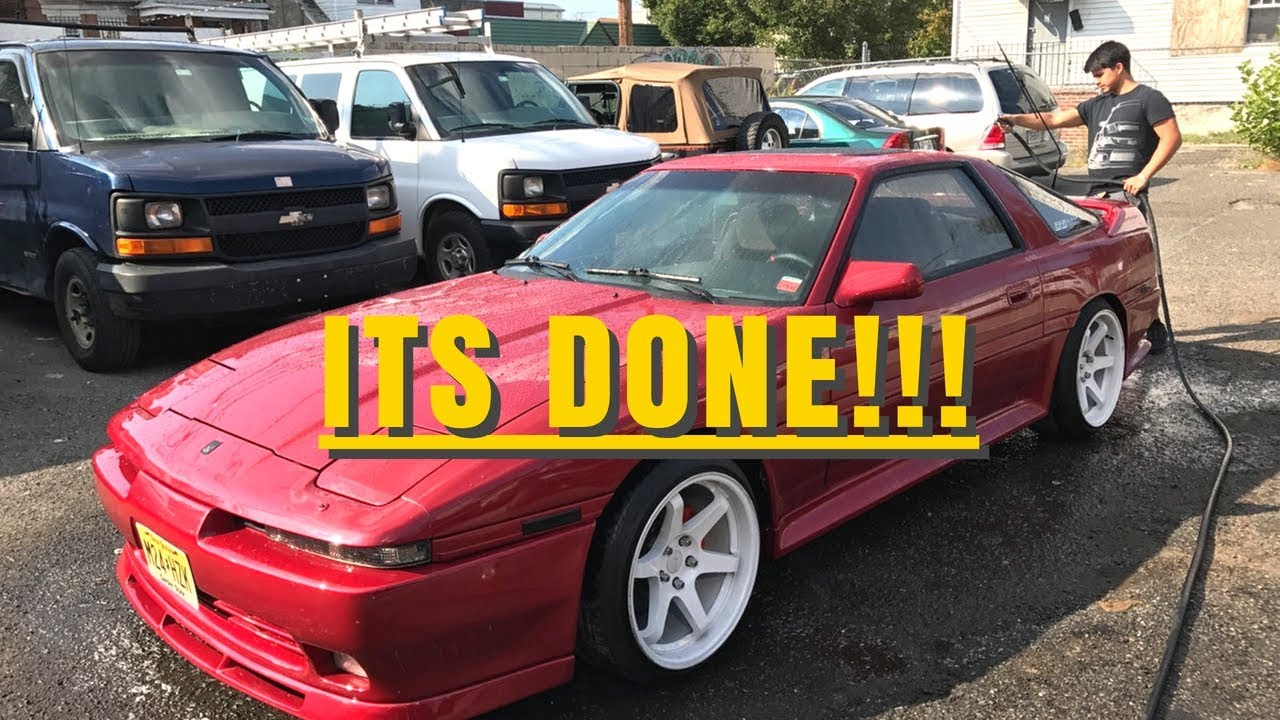 920519e0aa94 Mk3 Turbo Supra Build Done!!! - Hendoeseverything - TheWikiHow
