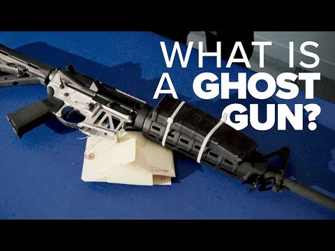 "What is a ""ghost gun""? - YouTube"
