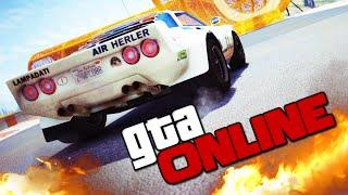 GTA ONLINE - НОВЫЕ ТРЮКИ! ОБЗОР! #272