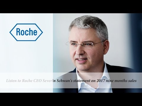 Roche CEO on 2017 sales growth