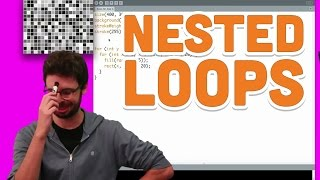 6.6: Nested Loops - Processing Tutorial