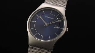 BERING | Classic | polished silver | 11938-003