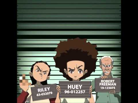 Asheru - Judo Flip - The Boondocks Whole Song - Higher Quality w/lyrics