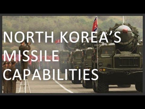 North Korea's missile capabilities