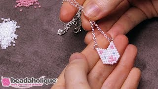 How to Brick Stitch Cute Animal Shapes