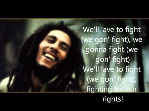 Zimbabwe Lyrics by Bob Marley