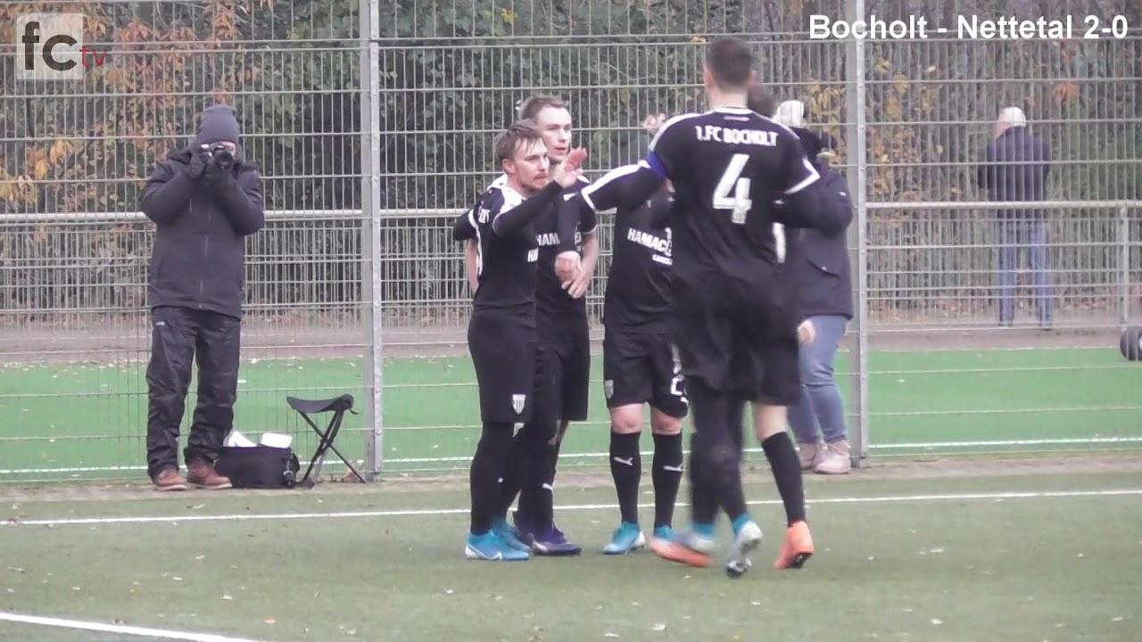 17. Spieltag: 1. FC Bocholt - SC Union Nettetal 4:0 (2:0)