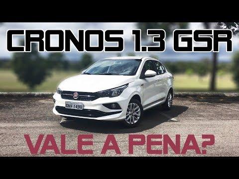 FIAT CRONOS 1.3 COM CAMBIO GSR, VALE O TESTE DRIVE? / Vrum Brasília