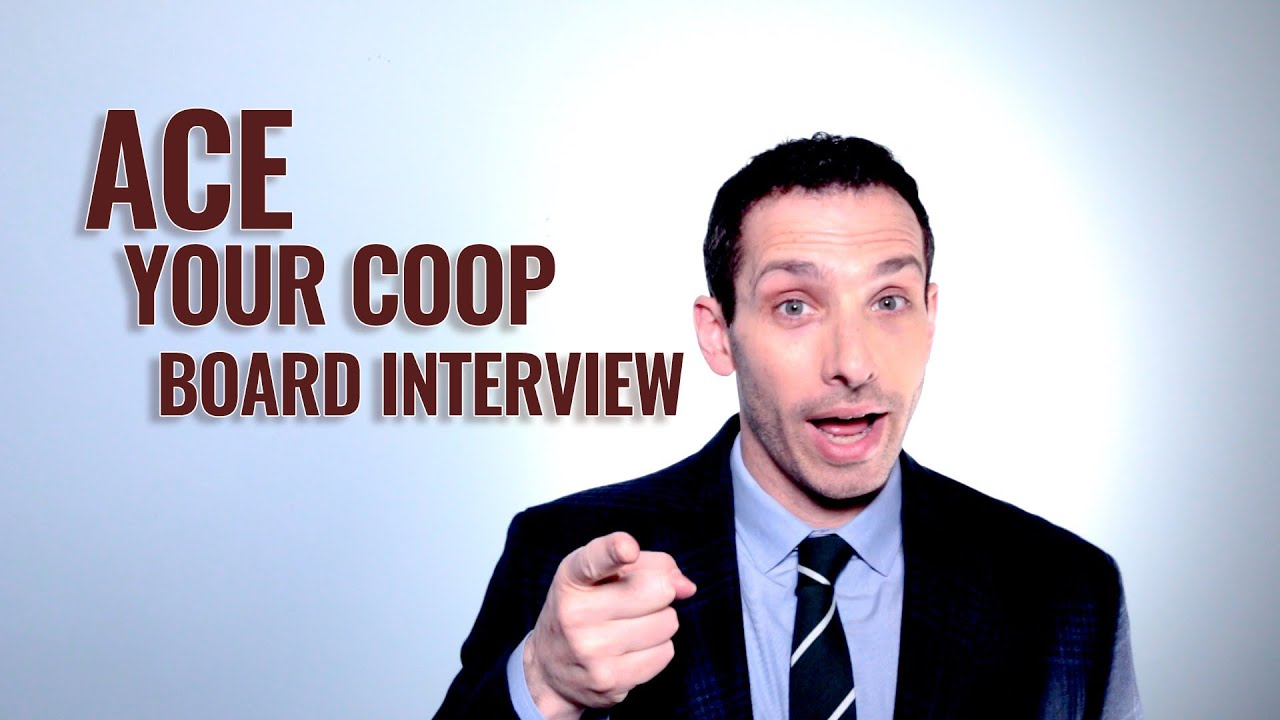 Wear to what to co-op board interview