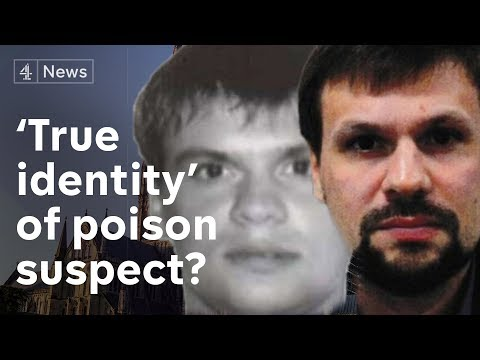 Salisbury poisoning suspect's 'real identity' reported by investigative website