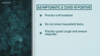 What To Do If You Are Asymptomatic With Covid-19