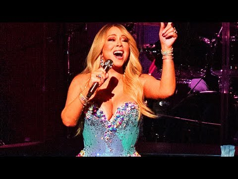 Mariah Carey - Caution Tour 15th March 2019 &39;STUNNING Vocals&39; Highlights