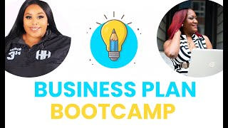 Free Business Plan Bootcamp | Genesis Dorsey With Tiffany Gillespie