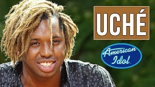 The story of Uche Ndubizu and his Journey to the American Idol live shows   2019  Season 17