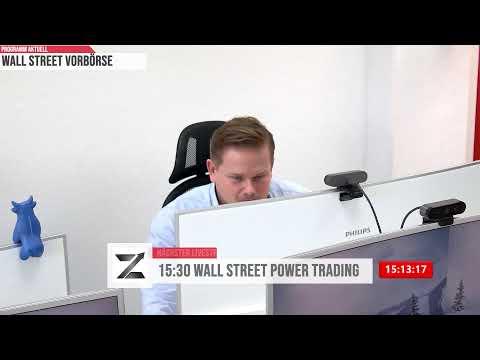 04.02. Wall Street Vorbörse/Handelsrückblick - US Märkte, Aktien, Gold, Devisen und mehr
