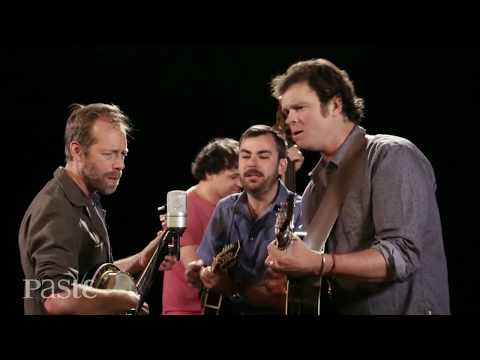 Steep Canyon Rangers at Paste Studio NYC live from The Manhattan Center