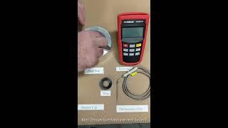 Melt Temperature Measurement System - MTMS - Demo