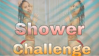 Ligo Challenge/Shower with Sexy Lingerie  Lebee Ongco