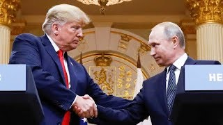 Жёсткая критика Трампа | Америка | 16.07.18