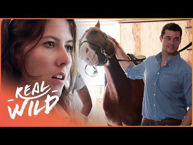 An Unexpected Arrival Shocks The Team | Unstable EP9 | Real Wild