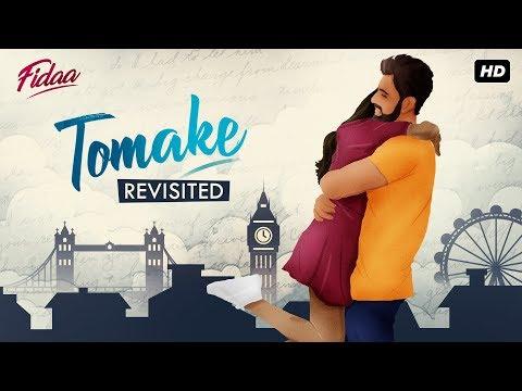 Tomake (তোমাকে) | Revisited | Fidaa | Yash | Sanjana | Arindom | Prasen | SVF Music