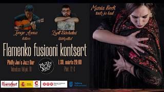 Maria Keck Flamenco Fusion Trio - Estonia 2018
