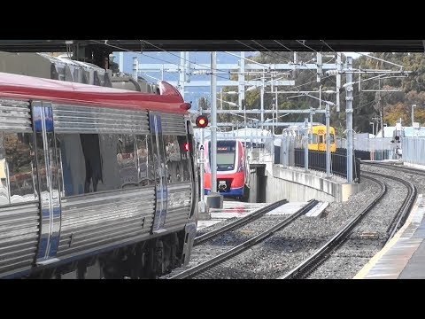 Increasing Rail Passenger Capacity Goodwood Station Greater Adelaide video Oct 2017