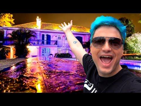 INVADI A NOVA CASA DO NOSSO TIME