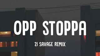 Ybn Nahmir Opp Stoppa Feat 21 Savage I Keep A Rocket In My Pocket