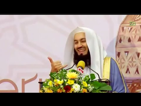 Mufti Menk ~ FUNNIEST EVER ~ Four Wives Joke ~ 1M SPECIAL!!!