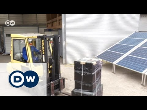 A mobile power plant | Eco-at-Africa