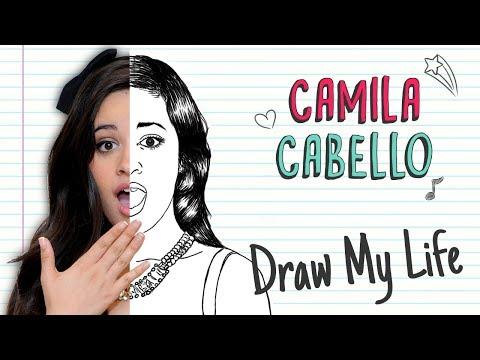 CAMILA CABELLO | Draw My Life
