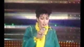 Donatella Milani - Volevo Dirti - Sanremo 1983